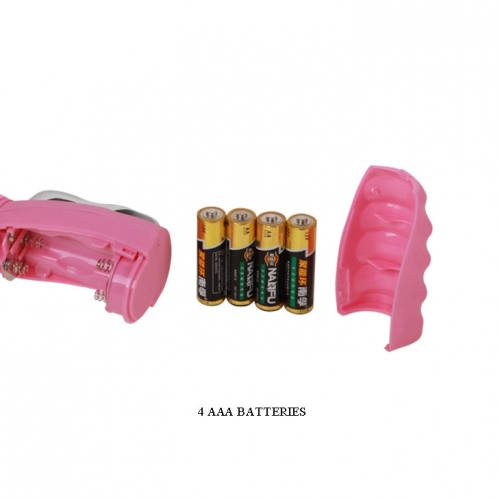 Rabbit вибратор Happy Vibe Pink