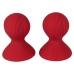 Женская помпа Sweet Smile Nipple Teaser Red Nippelsauger