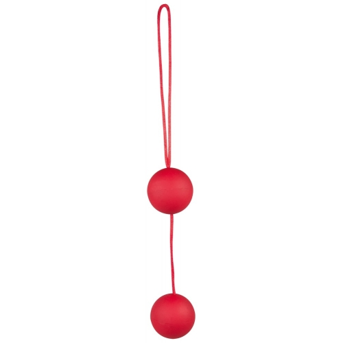 Вагинальные шарики Velvet Red Balls