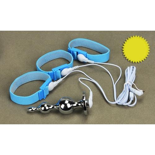 Анальная пробка электрод Plug Collar