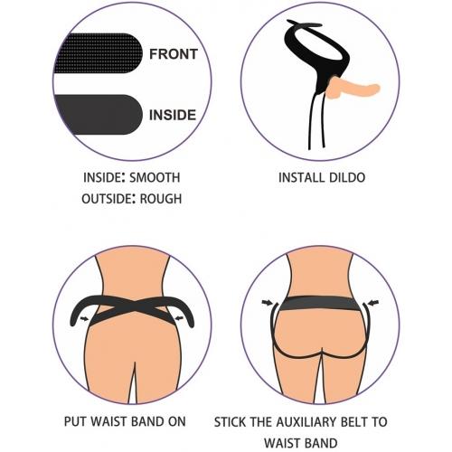 Ремень для страпона Easy Strap on Harness