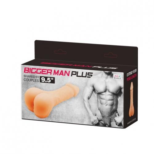 Bigger Men XL насадка, мастурбатор, фалоимитатор