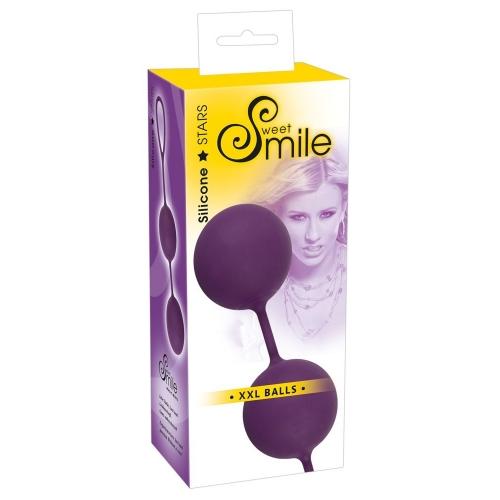 Вагинальные шарики Smile XXL Balls