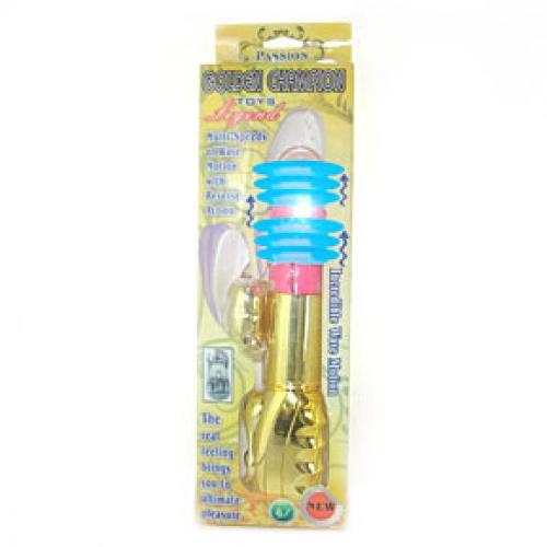 Rabbit вибратор Golden Champion Toy